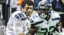 Seahawks' Chris Carson's MRI results revealed after leaving Cardinals loss with foot injury