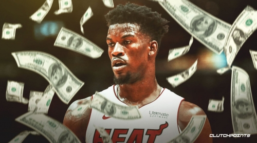Jimmy Butler's net worth in 2020