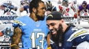Chargers' Keenan Allen's revealing quote on Madden video game