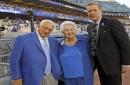 Alexander: Roz Wyman is still the Dodgers' No. 1 fan