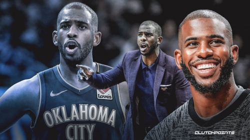 Chris Paul 'would love to be' governor of NBA team once he retires