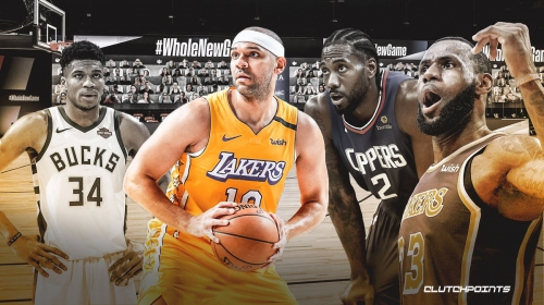Lakers' Jared Dudley warns about LeBron James, NBA stars if season starts in December