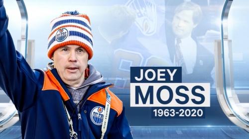 Gene Principe explains what Joey Moss meant to city of Edmonton