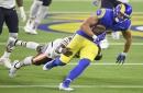 Rams' defense, unlikely heroes lead big win over the Bears