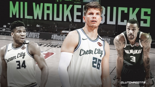 The Bucks' NBA bubble boycott, as told by Kyle Korver