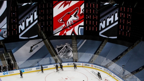 Report: Coyotes prospect was convicted of assaulting Black teen with disabilities