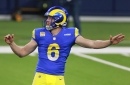 Rams' Johnny Hekker has team excited about punts in win over Bears