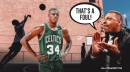 Celtics great Paul Pierce reveals story of how his hard-fouling neighbors shaped his game