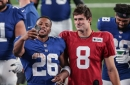"""Giants players at dinner party """"were trying to do the right thing,"""" says Joe Judge"""