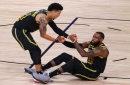 Lakers News: Danny Green Suggests LeBron James Would Not Play First Month Of Season