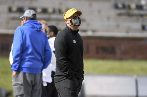 Mum's the word on Mizzou's injuries for Florida game