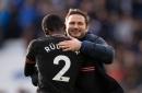 Frank Lampard confirms showdown talks with Chelsea star Antonio Rudiger over his future