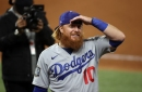 MLB: Dodgers' Justin Turner left World Series Game 6 because of positive COVID-19 test