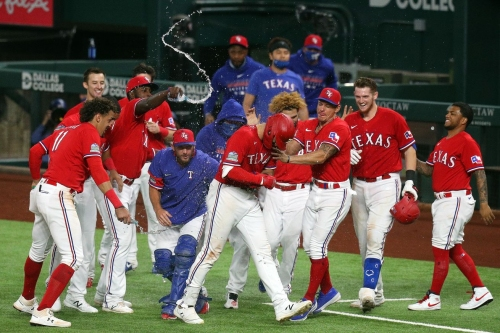 Early 2021 Over/Under wins at 75.5 for Rangers