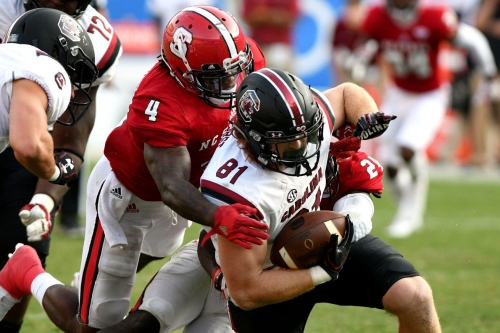 South Carolina schedules another pair of games against N.C. State
