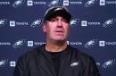 Doug Pederson talks Eagles injury updates, Jason Peters lineup options