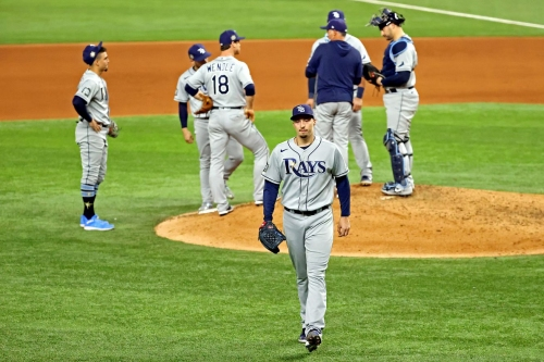 Analytics didn't cost the Rays the World Series