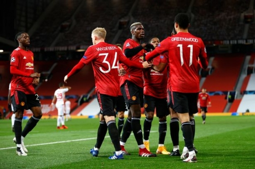 Manchester United player ratings: Fred and Marcus Rashford superb