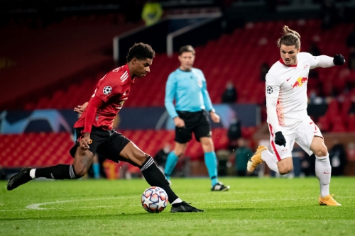 Marcus Rashford reveals what Ole Gunnar Solskjaer told him before his stunning hat-trick in Manchester United's win over Leipzig
