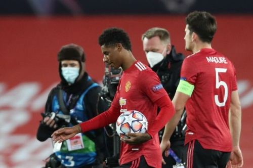 Why Marcus Rashford started on the bench for Manchester United vs RB Leipzig