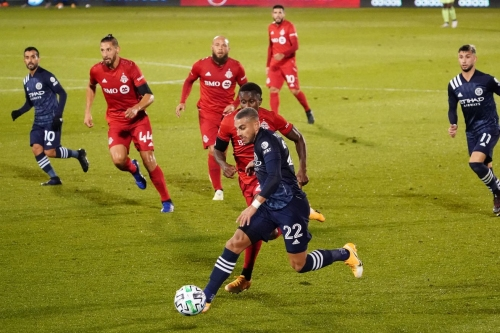 Recap and Highlights: Toronto FC lifeless in 1-0 defeat to NYCFC