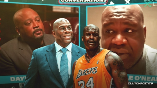 Video: Shaquille O'Neal reveals Magic Johnson's key piece of advice when he came to Lakers