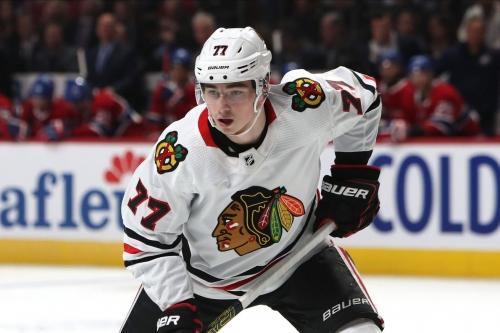 Blackhawks will loan Kirby Dach to Canada for 2021 World Junior Championship