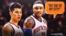 The Carmelo Anthony-Jeremy Lin Story: Did Melo force Linsanity out of New York?