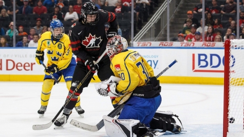 Kirby Dach will bring experience and leadership to Team Canada