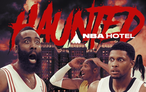 Halloween In Real Life: The building that terrifies NBA superstars
