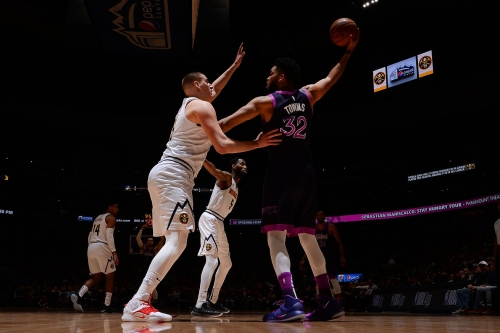 Dane Moore NBA Podcast: Jonathan Tjarks on the Trajectory of the Timberwolves