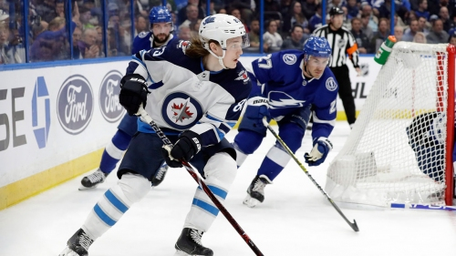Jets re-sign defenceman Sami Niku to two-year, $1.45M deal