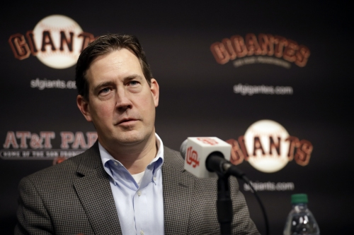 Former Giants GM Bobby Evans among at least nine candidates for Angels spot