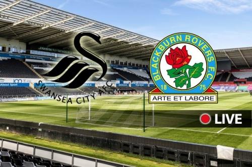 Swansea City vs Blackburn Rovers - live updates