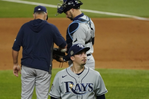 Saunders: Rays' decision to pull Blake Snell in Game 6 was an epic error