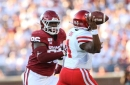 OU football: Sooner defensive lineman LaRon Stokes not suited up for Sooners at Red Raiders