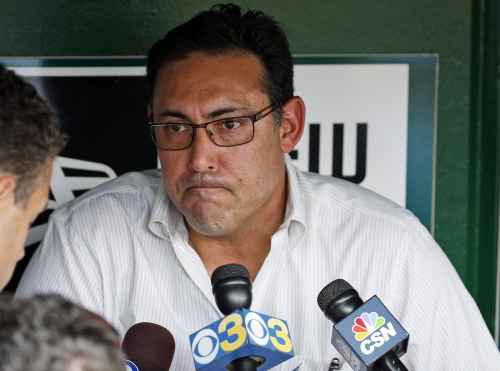 Former Phillies GM Ruben Amaro Jr. is among Angels candidates