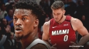 Jimmy Butler absolutely destroys 'toxic' label with Heat, per Meyers Leonard