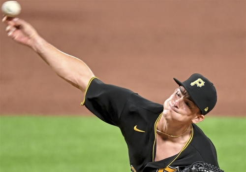 Pirates announce Nick Burdi has another Tommy John surgery