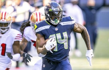 With Russell Wilson and Bobby Wagner leading way, undermanned Seahawks have enough to top 49ers