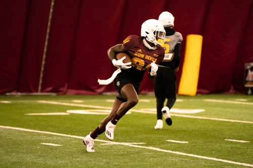 ASU scouting report: Sun Devils looking for Frank Darby to lead receivers