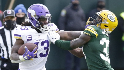Ex-Vikings stars happy to see Dalvin Cook tie their single-game TD mark