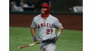 Angels' Mike Trout misses top-three cut for AL MVP