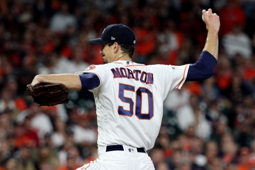How about a Charlie Morton-Astros reunion?