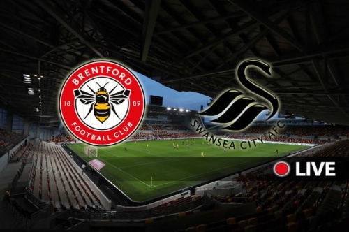 Brentford vs Swansea City - live updates
