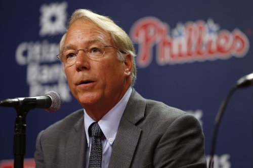 The Phillies and John Middleton are paralyzed by fear