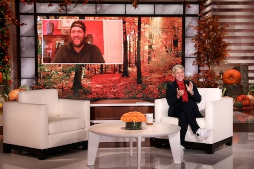 Clayton Kershaw Discusses Future With Dodgers On 'The Ellen Show'