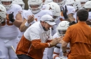 Tom Herman: Sure, the OSU win was great, but Texas 'immediately moved on to West Virginia'