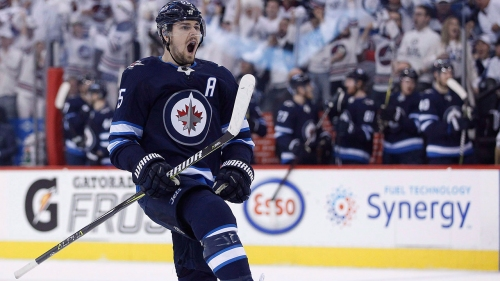 Jets' Mark Scheifele on his recovery: 'I'm 100 per cent, no question'