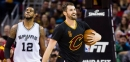 NBA Rumors: Spurs Could Trade LaMarcus Aldridge And Keldon Johnson For Kevin Love, Per 'Bleacher Report'